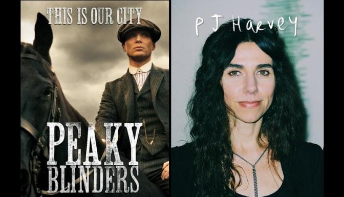 PJ Harvey lanza 2 nuevas canciones, parte de su colaboración al soundtrack de la serie de la BBC Peaky Blinders , escúchalas aquí.