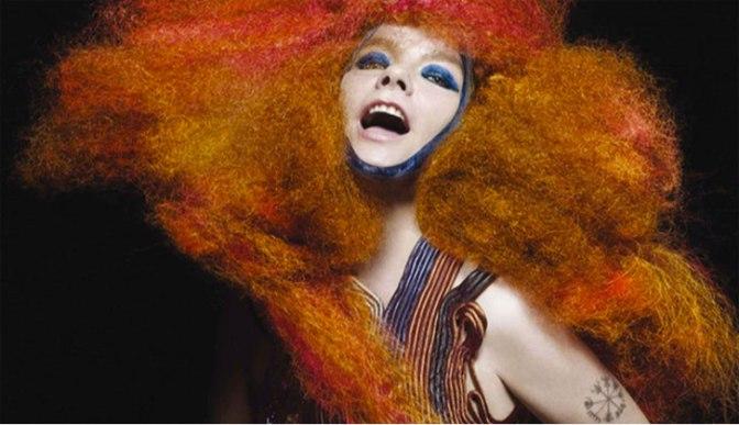 """Björk anunció la salida de su nuevo disco """"Vulnicura"""""""