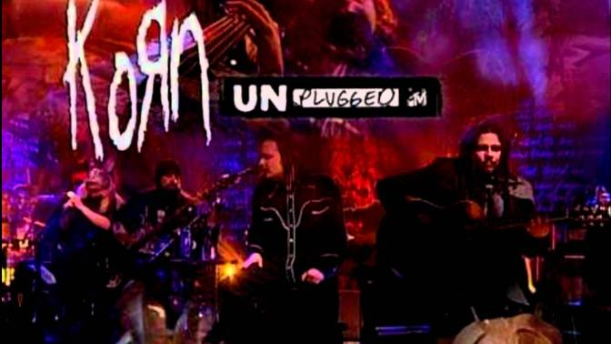 Korn – MTV Unplugged DVDR Descarga