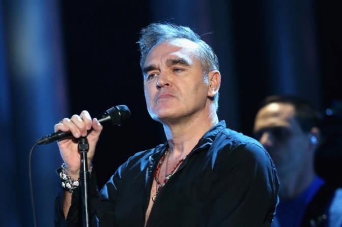 Morrissey fuertes declaraciones en contra del Toreo
