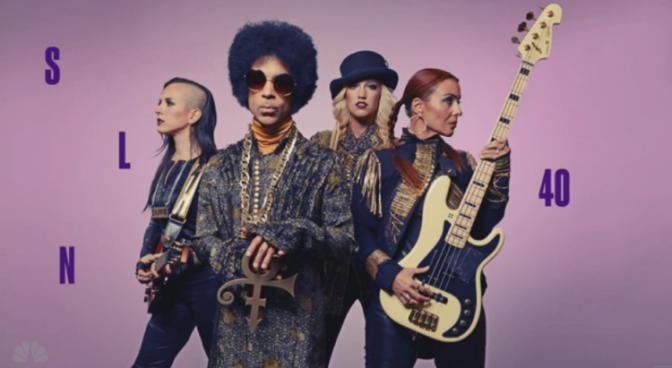 """Prince presenta nuevo video """"Marz"""" junto a 3rdEyeGirl"""