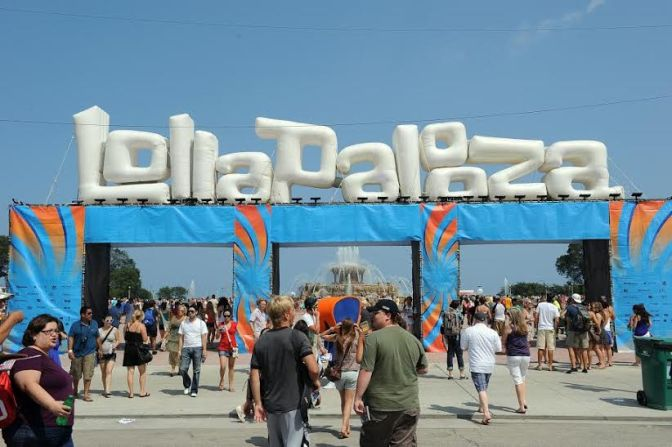 Lollapalooza Music Festival 2010 HD Descarga